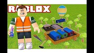 بناء مدينة فورت نايت في لعبة roblox !!     -