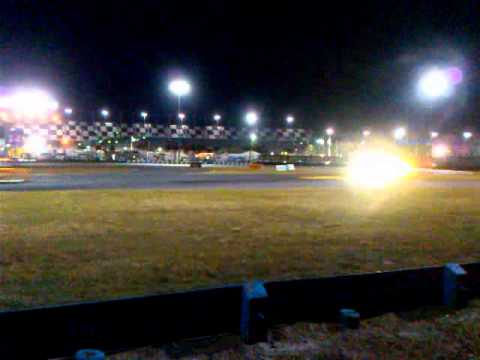 AirPac TempHVAC at Rolex 24 Night Practice Lap.3GP