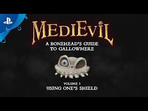 MediEvil | A Bonehead's Guide to Gallowmere, Volume 1