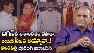 Telakapalli Ravi On YS Jagan and Swaroopananda Swamy- Inte..