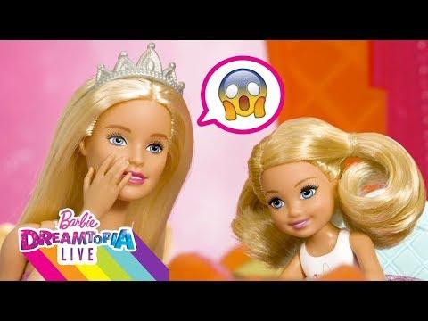 Chelbie räumt auf | Dreamtopia LIVE | Barbie
