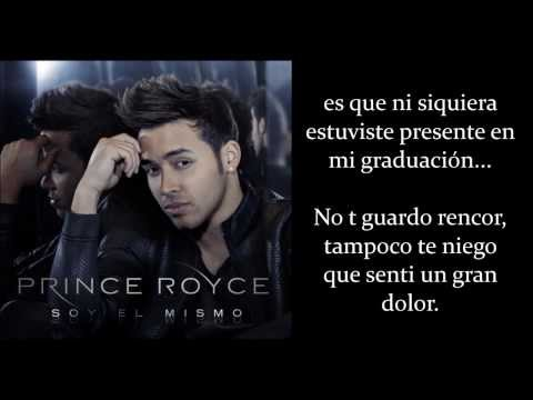 Prince Royce Invisible letra