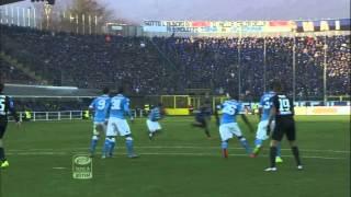 Atalanta-Napoli 1-3 -17a Giornata Serie A TIM 15/16 - Highlights