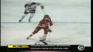 Top 10 Steve Yzerman Goals