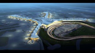 Top 10 Most Beautiful Airports In The World 2017-18