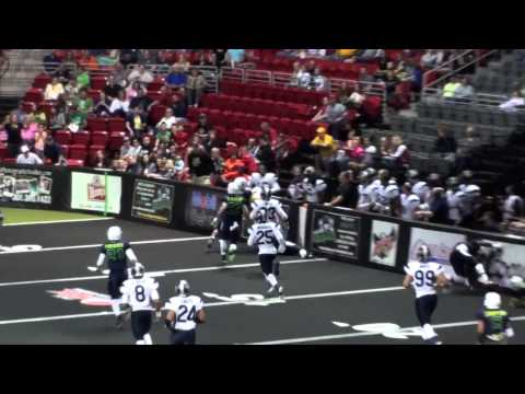 IFL: Nebraska Danger vs Wyoming Cavalry 2014