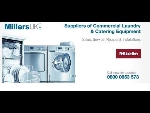 commercial washing machines uk