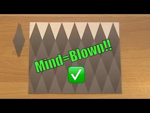 Shady Optical Illusion 2: Crazy Diamonds