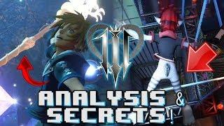 Kingdom Hearts 3 D23 2018 Monsters Inc. Trailer - Analysis & Secrets!