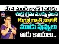 ఏ జన్మ పుణ్యమో శుక్ర గ్రహ మార్పు వలన మైండ్ బ్లాక్ ఫలితాలు | Venus Transit Effect On Kumbha Rasi