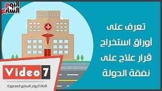نفقة الدولة، وزارة الصحة، العلاج على نفقة الدولة، التأمين الصحى ...