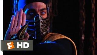Mortal Kombat (1995) - Enter Sub-Zero and Scorpion Scene (2/10)   Movieclips