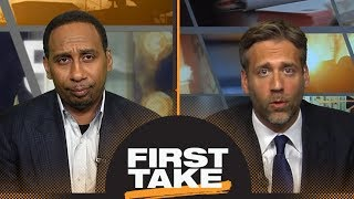 Stephen A.: 'It ain't even close,' Boston is a better sports city than Philly | First Take | ESPN
