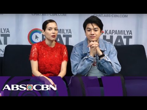 Desiree and CK talk about their roles and favorite scenes in Ipaglaban Mo