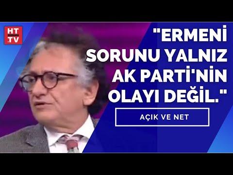 """""""Ermeni sorunu yalnız AK Parti'nin olayı değil. Bunu iç siyaset malzemesi yapamam"""""""