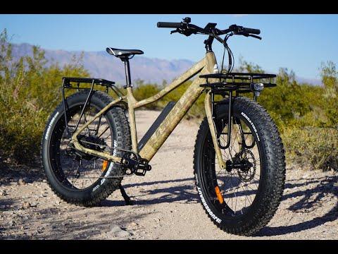 Surface 604 Boar Electric Fat Bike Review | Electric Bike Report