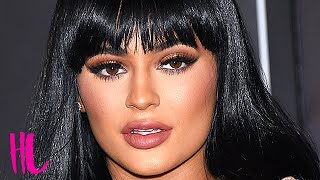 Kylie Jenner Claims She Started Wigs - WHAT