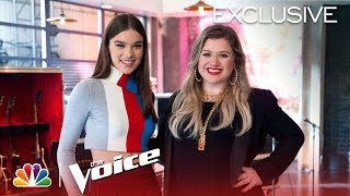 The Voice 2018 - Behind The Voice: Team Kelly (Digital Exclusive)