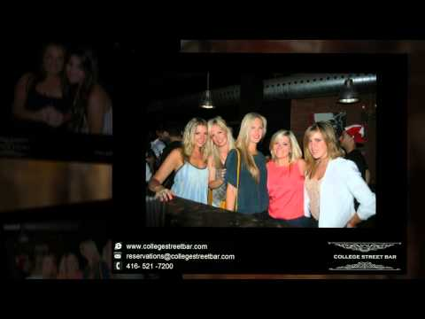 College Street Bar Nights
