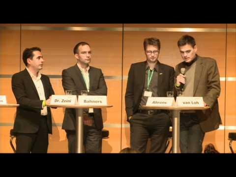 Diskussion: Die Generation Mobile Media - Geschäfts-Potenzial für Radio