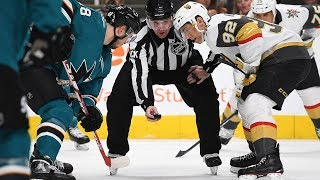 EXTENDED OVERTIME: Sharks, Golden Knights head to OT in jaw-dropping Game 7