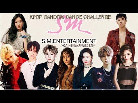 SM ENT. | KPOP RANDOM DANCE CHALLENGE | w/ mirrored DP