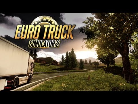 video Euro Truck Simulator 2 (PC)