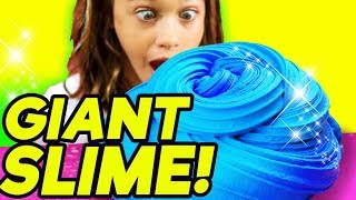 Best Slime from Will It Slime? 100 pounds of Glitter, Butter, and More!