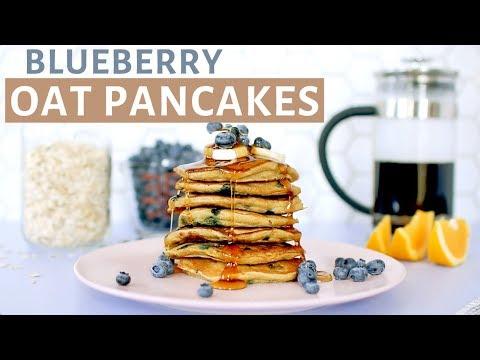 The Best Blueberry Pancake Recipe | Healthy Breakfast Ideas!