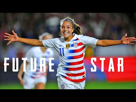 Why You NEED to Know Mallory Pugh