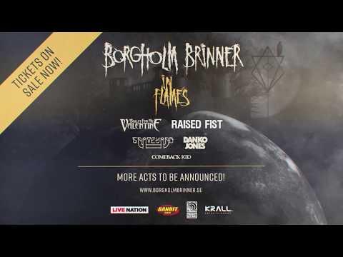 BORGHOLM BRINNER - 27-28 JUL 2018 - BORGHOLMS SLOTTRUIN