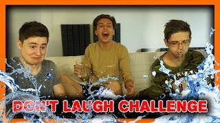 TRY NOT TO LAUGH CHALLENGE!! w/ MenT, Wedry
