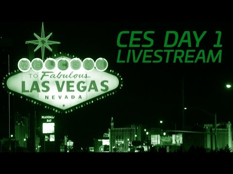 Live from CES 2017 in Las Vegas with TechCrunch (Day 1)