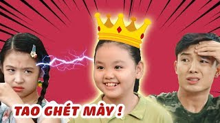 """Tâm Anh """"BẮT BÀI HẠ GỤC"""" ba Lam Chi trong một nốt nhạc   Gia đình là số 1 phần 2"""