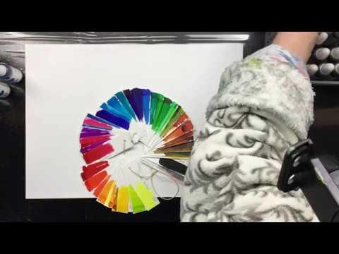 ( 821 ) Vallejo fluid watercolour