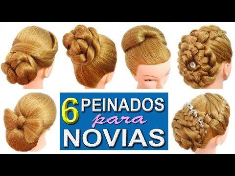 3 Peinados Faciles Bonitos Y Rapidos Para Fiestas De Novia Para