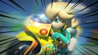 MK8: Rosalina Adventure 2 Battle