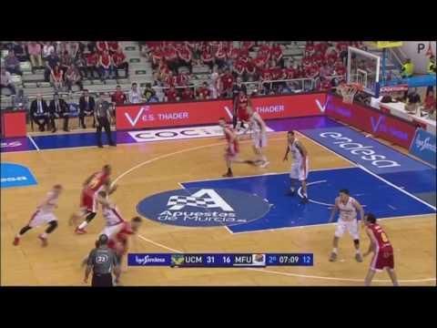 Ucam Murcia vs Montakit Fuenlabrada