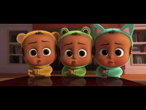'El bebé jefazo' - tráiler. Estreno en cines 12 abril 2017