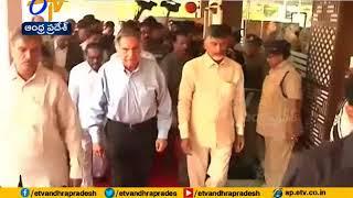 Ratan TATA Impressed over Chandrababu Governance..