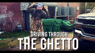 Buddy Brown - Driving Through the Ghetto OFFICIAL