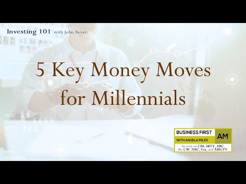 Investing 101: 5 Money Moves for Millenials