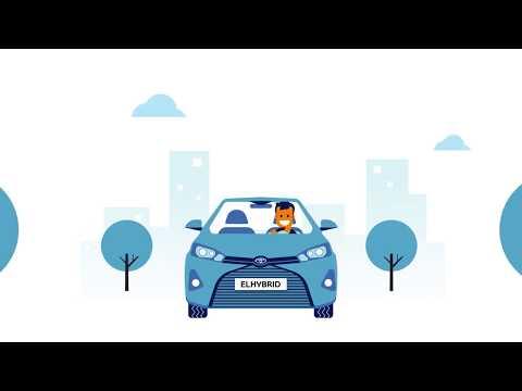 Prova elhybrid | Infofilm | Toyota Sverige
