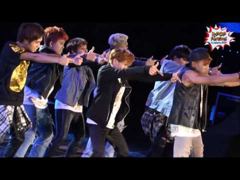 BTS(방탄소년단)-Danger covered by Se-Eon from Philippines at K-POP Festival in Incheon 2014