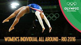 Women's Individual All Around Final - Artistic Gymnastics | Rio 2016 Replays