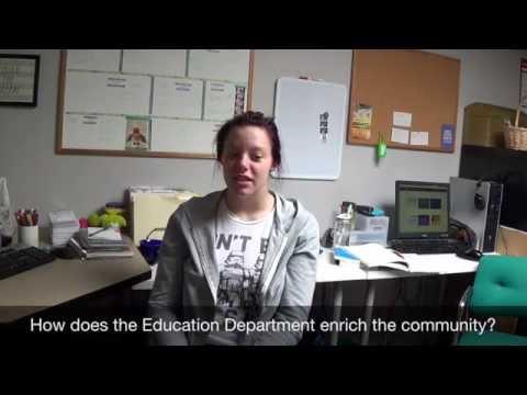 Haley - Education Coordinator