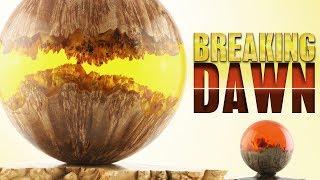 """#44 Hybrid Mega-Sphere """"Breaking Dawn"""