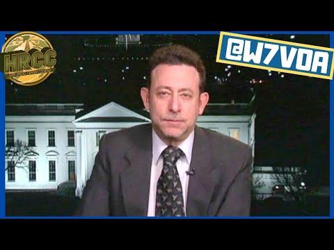 Steve Herman W7VOA White House bureau chief - Ham radio stories from the field