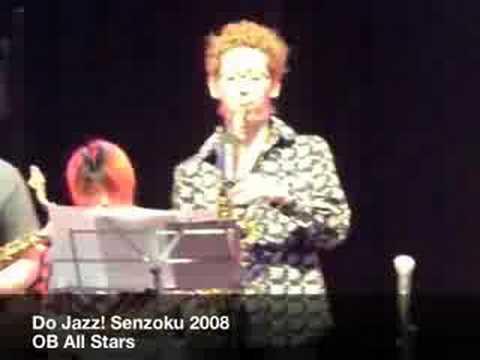 Do jazz Senzoku 2008 OB All Stars 5