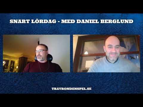 V75 Solvalla | Snart lördag, med Daniel Berglund